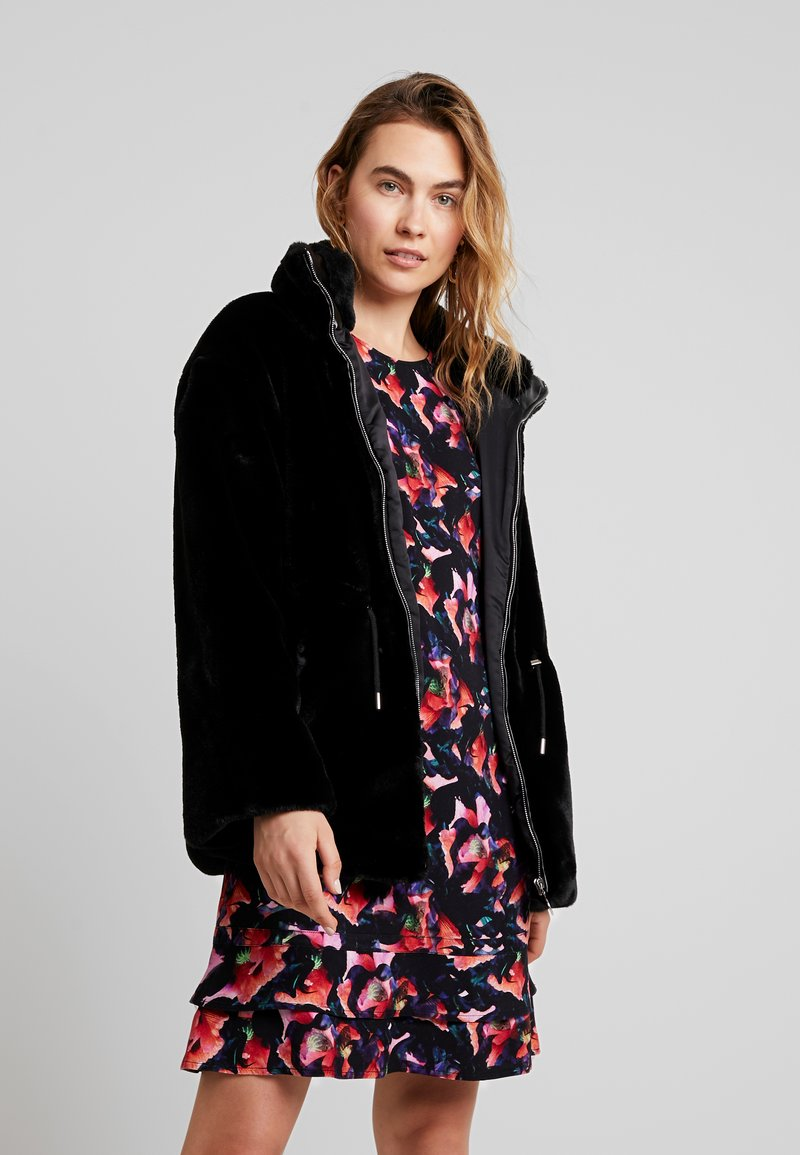 Soyaconcept - AUGUSTA - Giacca invernale - black