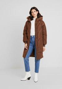 Soyaconcept - NINA - Winter coat - cocoa - 1