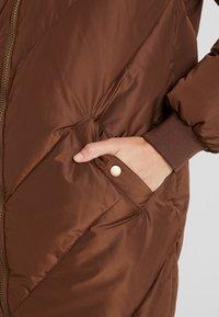 Soyaconcept - NINA - Winter coat - cocoa - 5