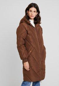 Soyaconcept - NINA - Winter coat - cocoa - 0