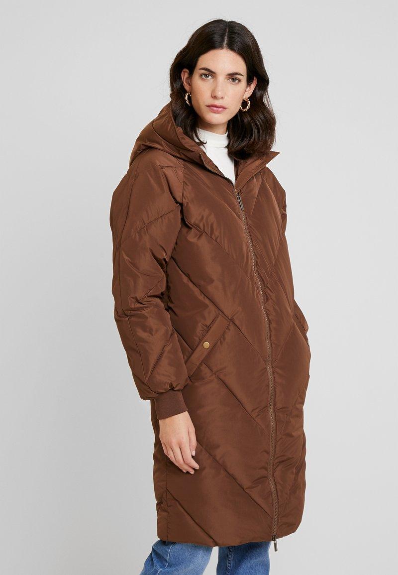 Soyaconcept - NINA - Winter coat - cocoa