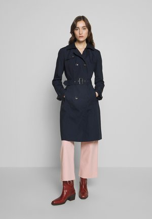 LORA  - Trench - navy