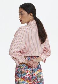 Soaked in Luxury - SLARJANA CULOTTE PANTS - Trousers - multi-coloured - 3