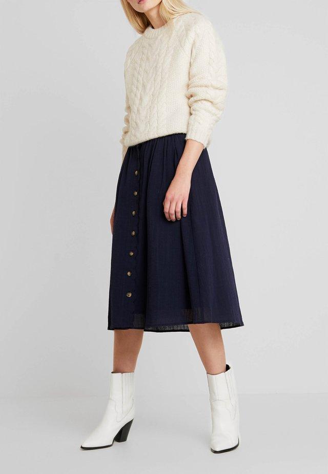 BERTA SKIRT - A-line skirt - night sky