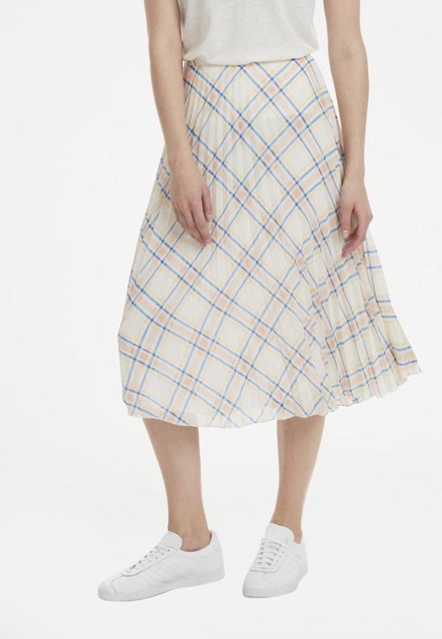 A-snit nederdel/ A-formede nederdele - off-white