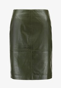 Soaked in Luxury - FOLLY SKIRT - Pencil skirt - forest night - 4