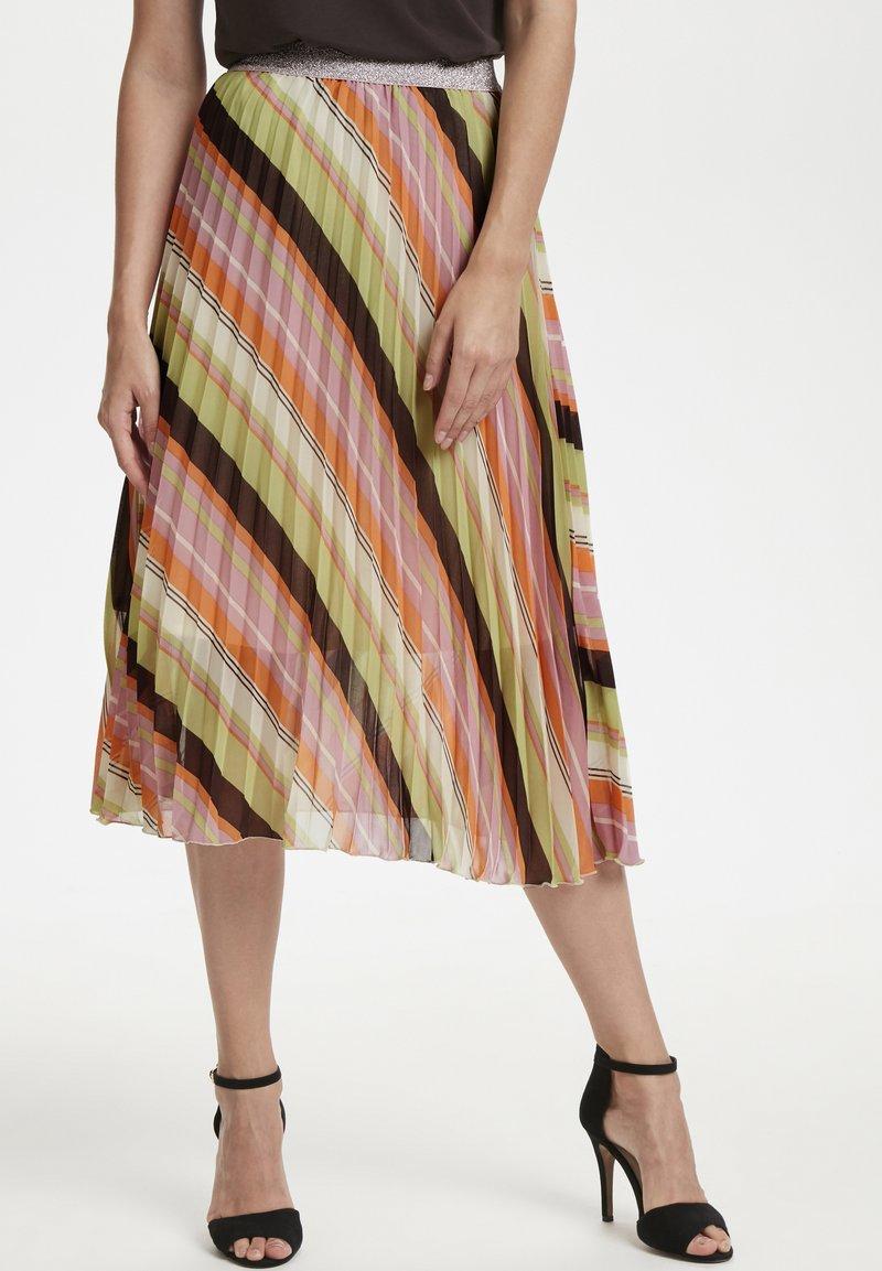 Soaked in Luxury - SXANJA - A-lijn rok - multi-coloured