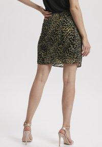 Soaked in Luxury - SLASTRED  - Wrap skirt - black - 2