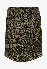 Soaked in Luxury - SLASTRED  - Wrap skirt - black - 5