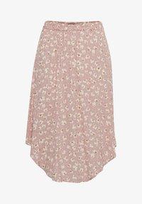 Soaked in Luxury - SOAKED IN LUXURY SLJACINTO SKIRT - A-snit nederdel/ A-formede nederdele - bridal rose flower print - 4