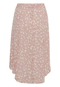 Soaked in Luxury - SOAKED IN LUXURY SLJACINTO SKIRT - A-snit nederdel/ A-formede nederdele - bridal rose flower print - 6