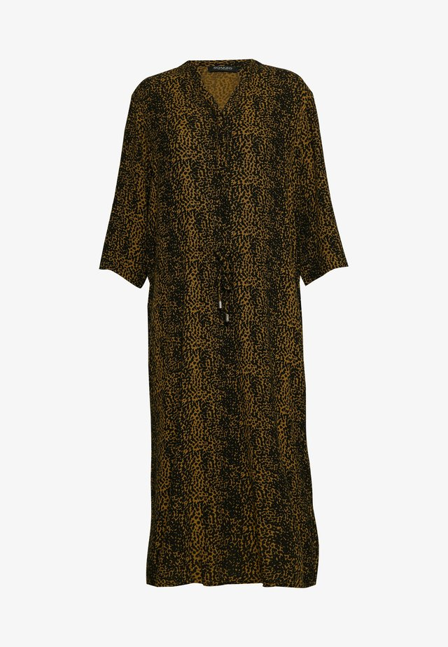 ZAYA DRESS - Hverdagskjoler - olive