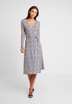 WRAP DRESS - Jersey dress - multi-coloured