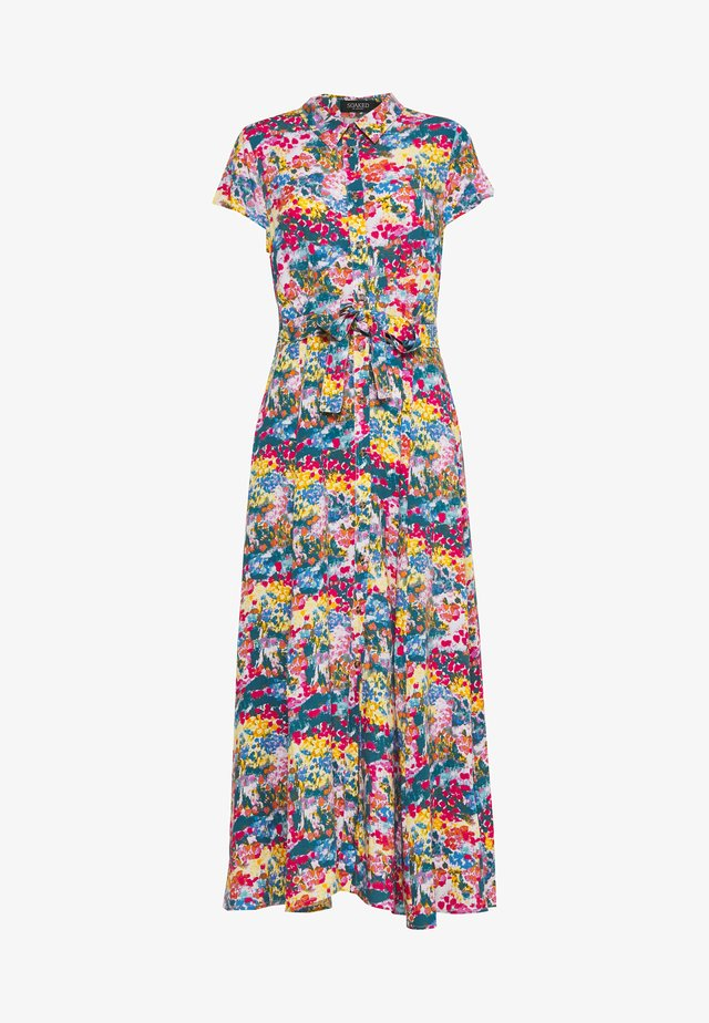 SLARJANA DRESS - Korte jurk - multicoloured