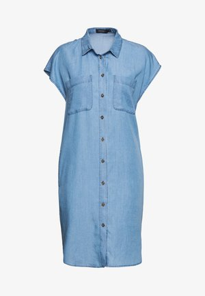KESIA SAMIRA TUNIC DRESS - Jeansklänning - medium blue denim