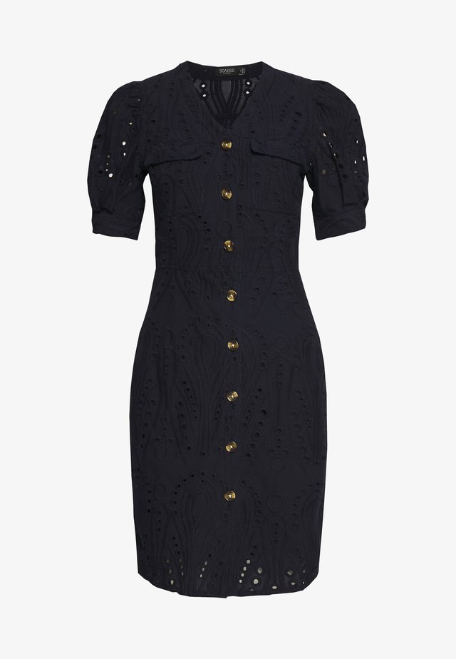 NOLAH DRESS - Shirt dress - night sky