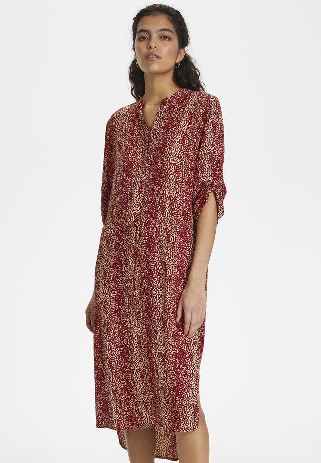 ZAYA - Sukienka letnia - light red