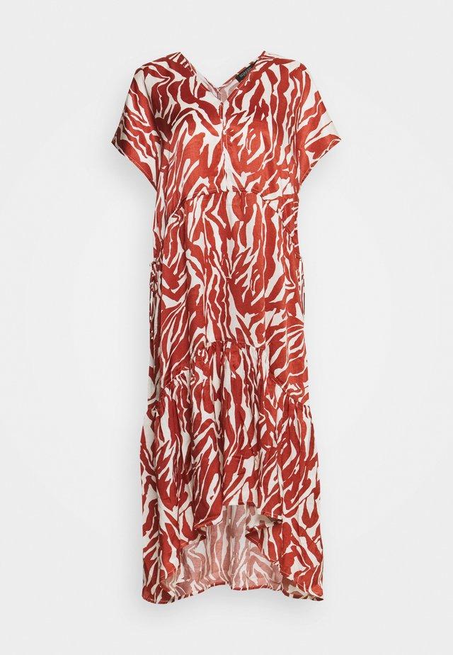 SLNIKAIA DRESS - Hverdagskjoler - red
