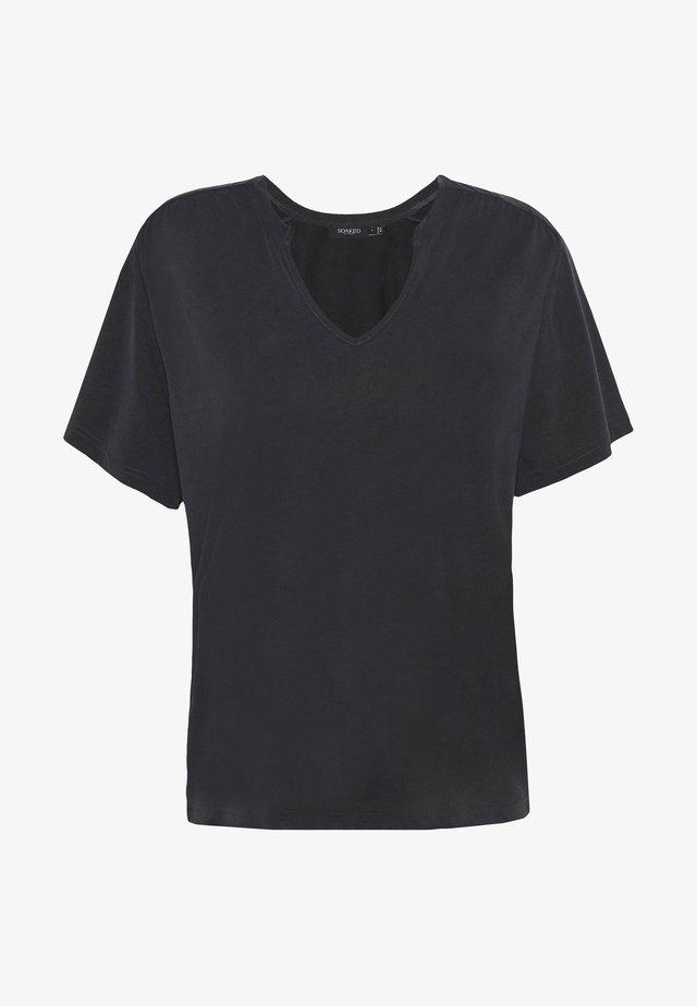 SXCRAMER - T-shirts basic - black