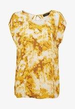 ZAYA - Blouse - amber gold