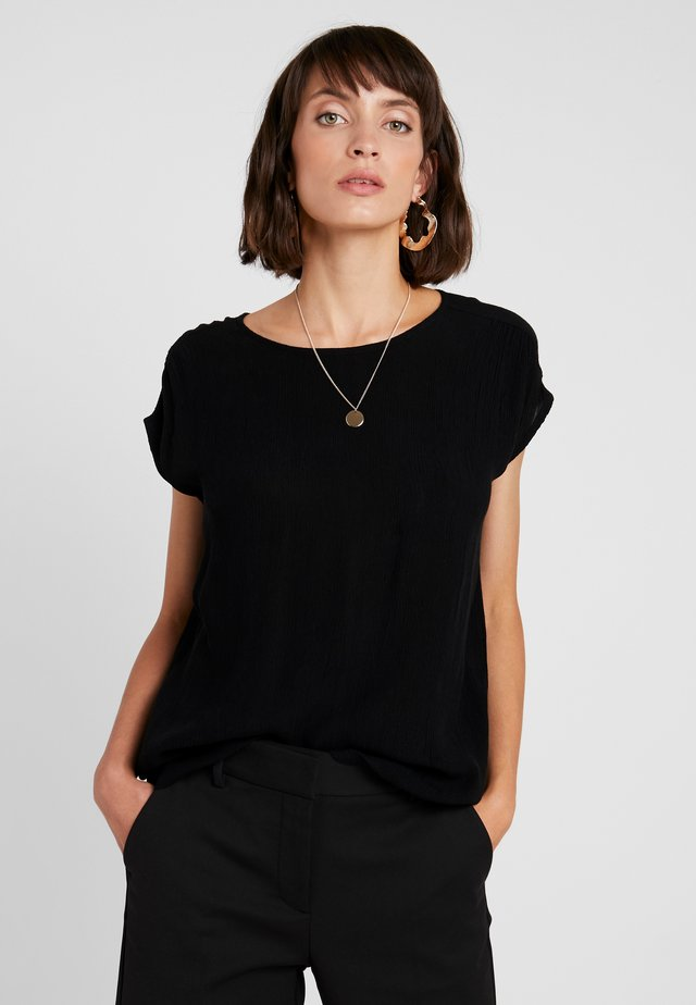 ZAYA - Bluse - black