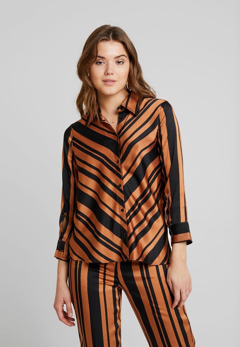 Soaked in Luxury - MOLLIE - Camisa - pecan brown