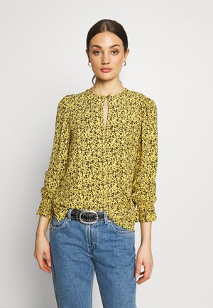 SLHALIMA BLOUSE - Blouse - rattan berry