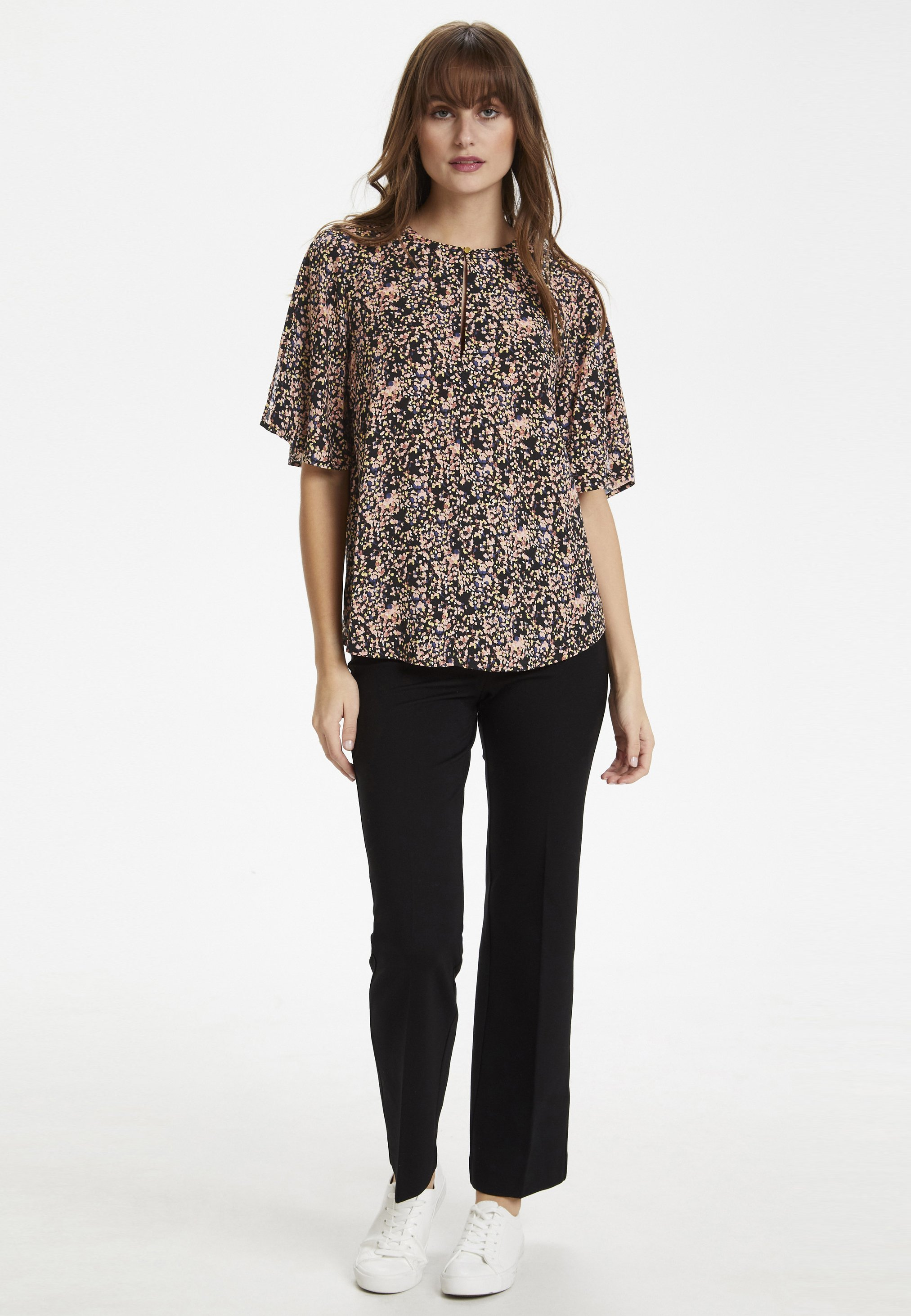 Soaked in Luxury SLHALIMA BLOUSE - Blouse - rattan berry