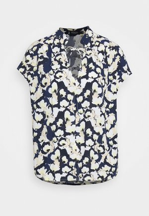 RAFINA - Blouse - water flower blue