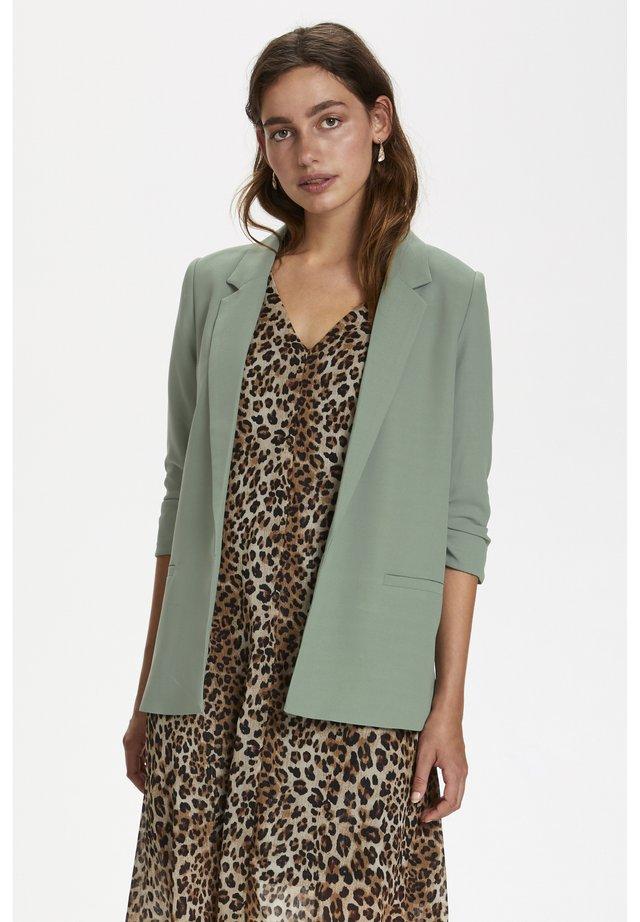 SHIRLEY  - Blazere - hedge green