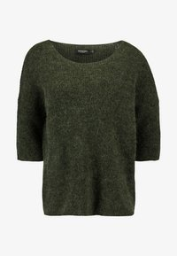 Soaked in Luxury - TUESDAY JUMPER - Svetr - forest night - 3