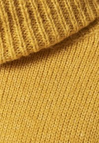 Soaked in Luxury - SLVIVIAN ROLLNECK - Trui - mineral yellow - 5