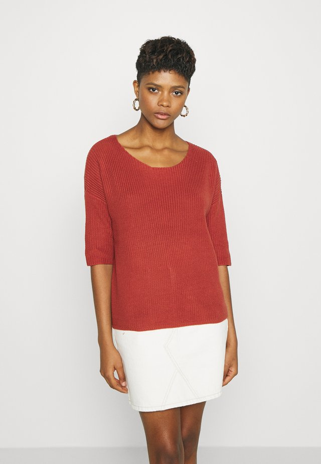 TUESDAY JUMPER - Sweter - barn red