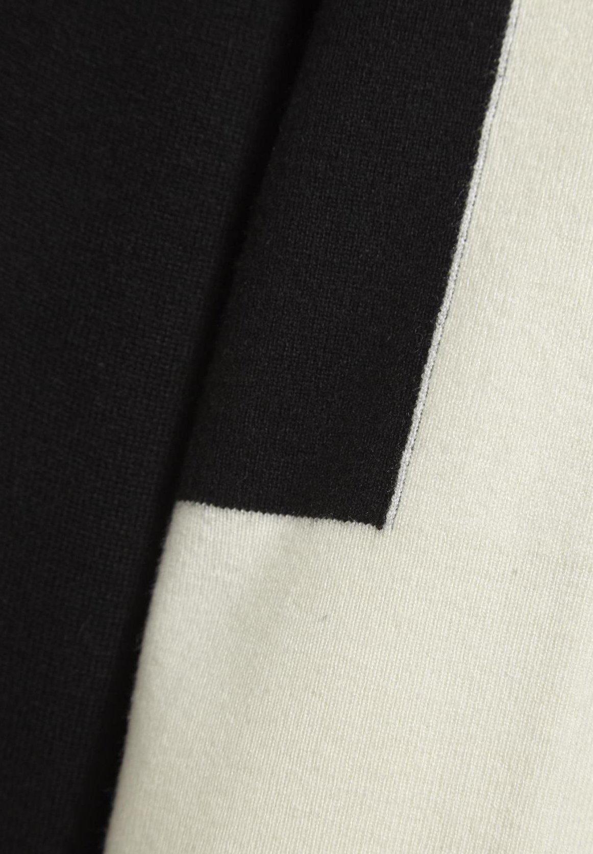 Soaked in Luxury Felpa - black/white