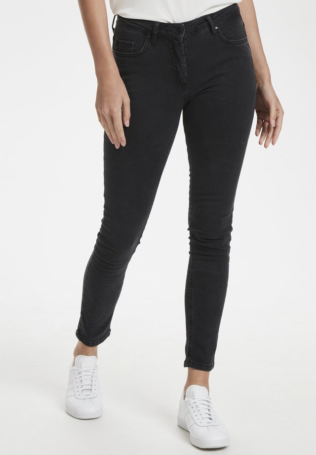 CALLAS  - Jeans Skinny Fit - black