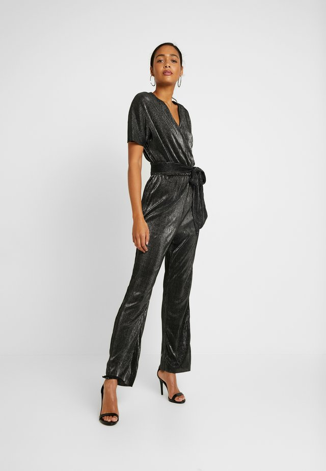 JUMPSUIT - Kombinezon - gun metal