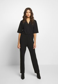 Soaked in Luxury - GENEVIEVE - Overall / Jumpsuit /Buksedragter - black - 0