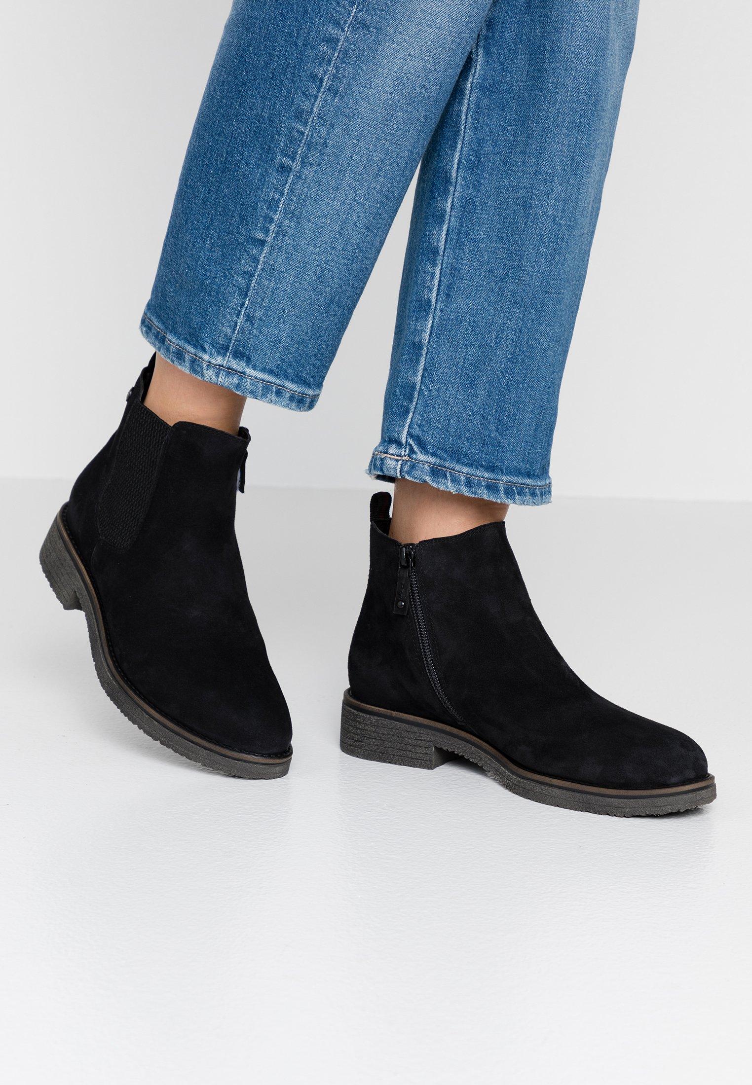 s.Oliver BLACK LABEL Ankle Boot black