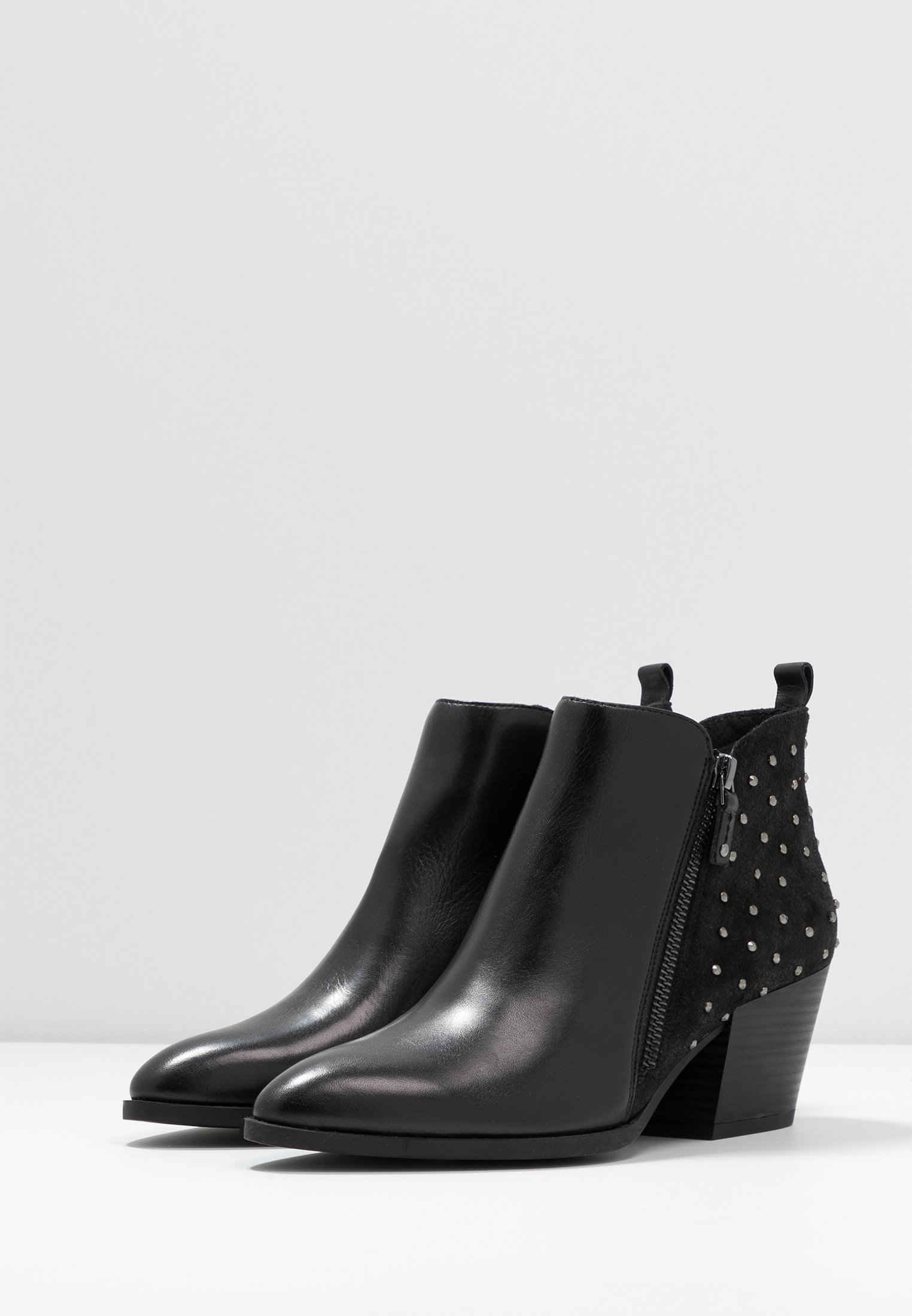 s.Oliver BLACK LABEL Boots à talons black