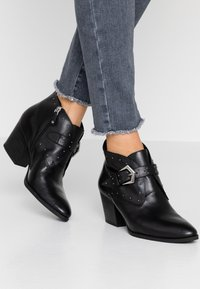 s.Oliver BLACK LABEL - Boots à talons - black - 0