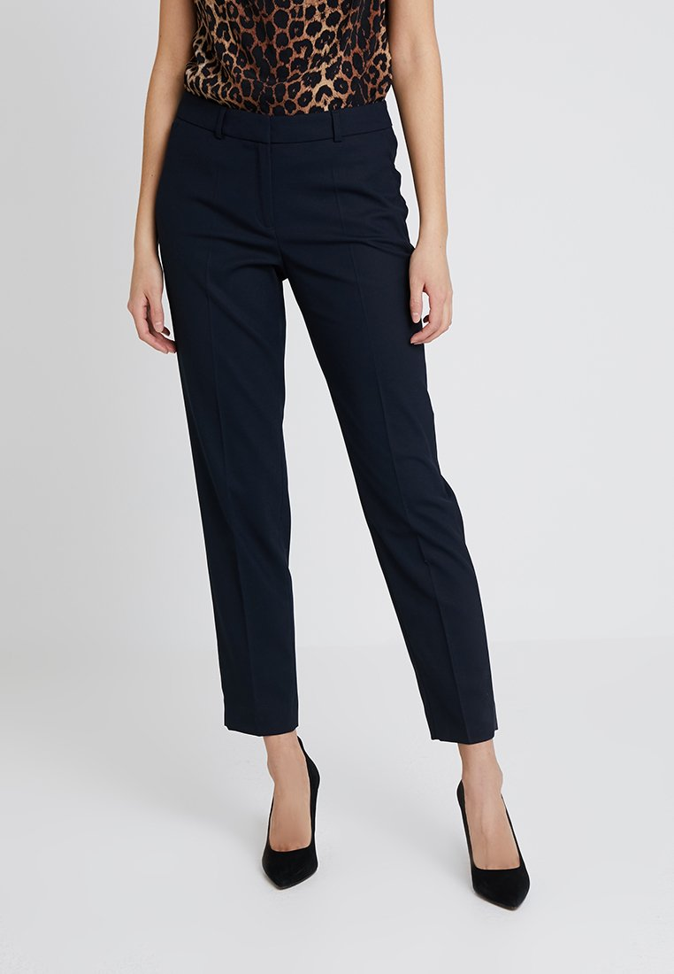 s.Oliver BLACK LABEL - LANG - Trousers - true blue