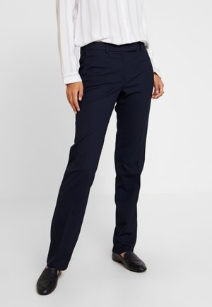 Spodnie materiałowe - star blue