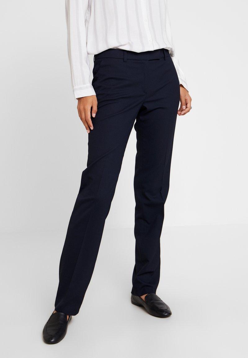 s.Oliver BLACK LABEL - Trousers - star blue
