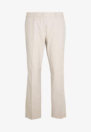 Kalhoty - brown pann
