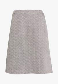 s.Oliver BLACK LABEL - A-lijn rok - grey - 3