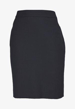 Pencil skirt - dark navy