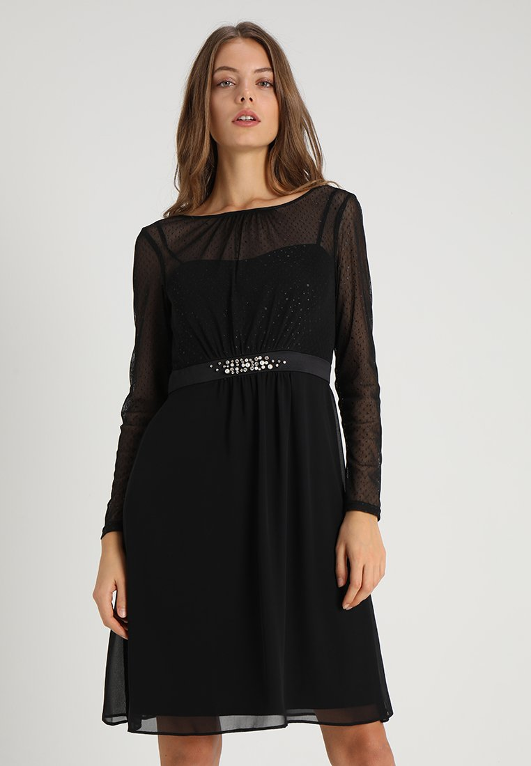 s.Oliver BLACK LABEL - Cocktail dress / Party dress - black