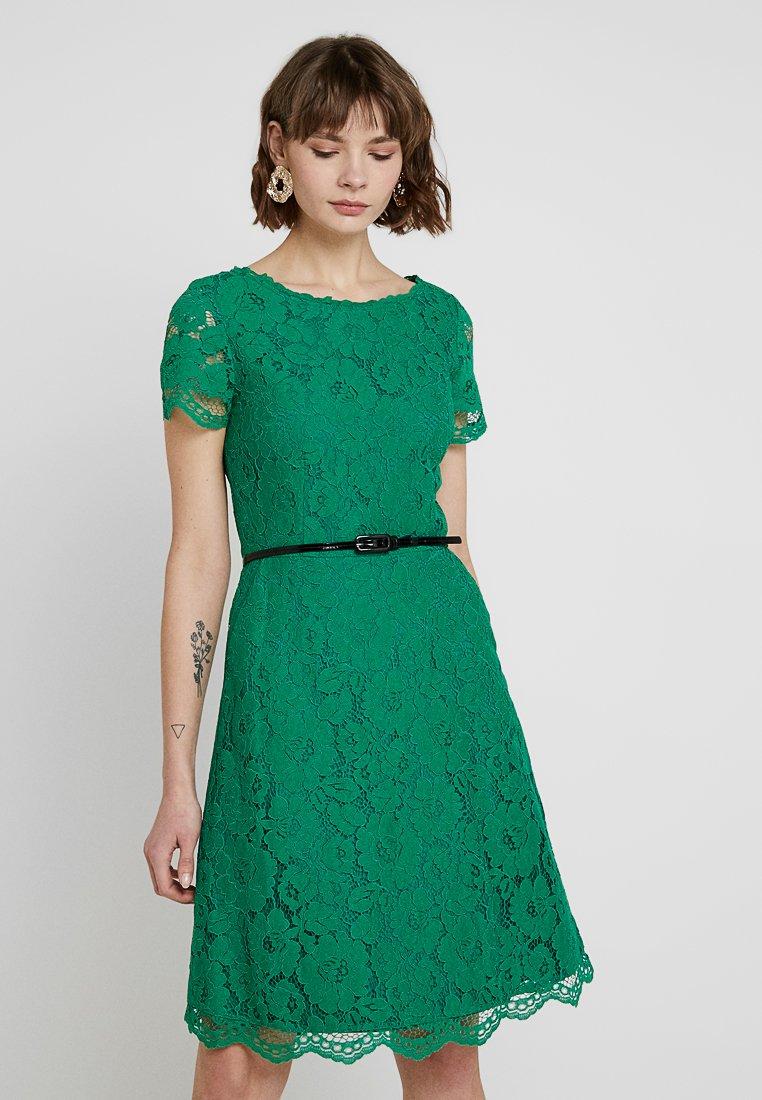 s.Oliver BLACK LABEL - Cocktailkleid/festliches Kleid - sailing green