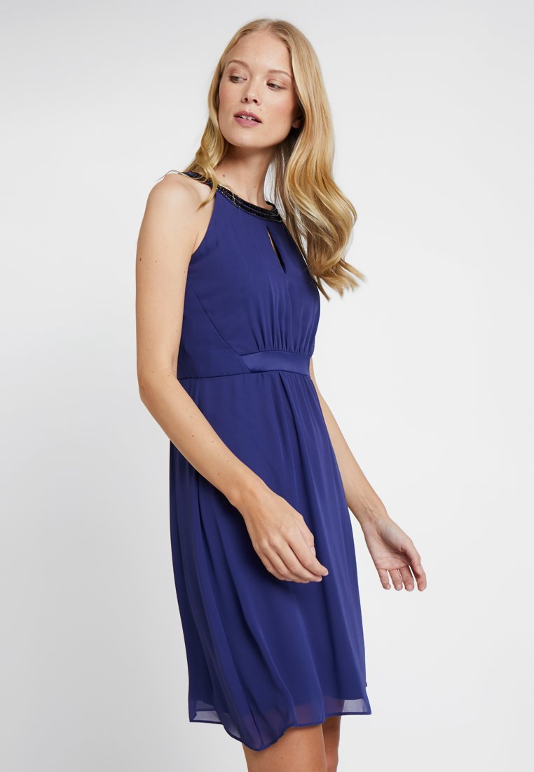 s.Oliver BLACK LABEL - Cocktail dress / Party dress - blue