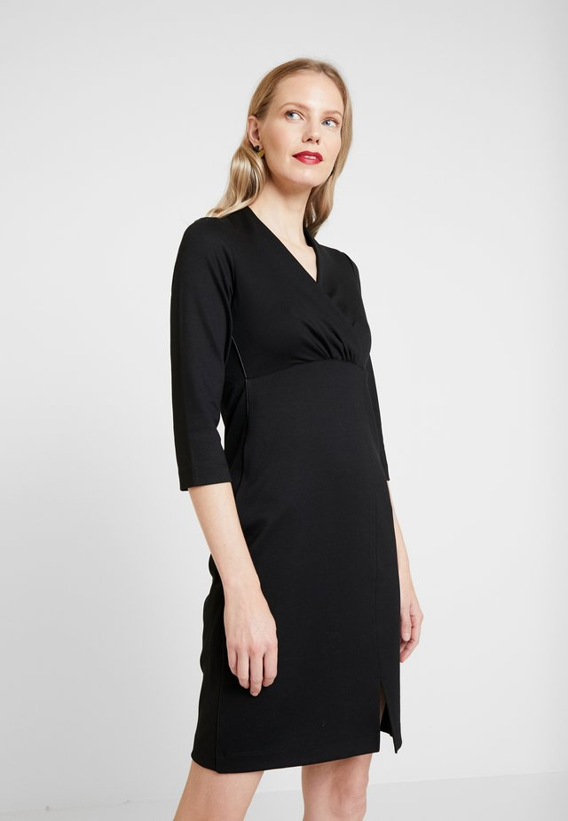 Shift dress - forever black